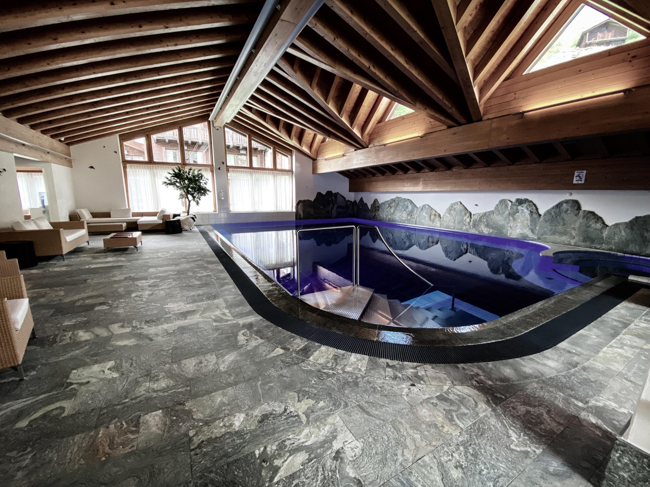 Riffelalp Resort 2222m, SPA