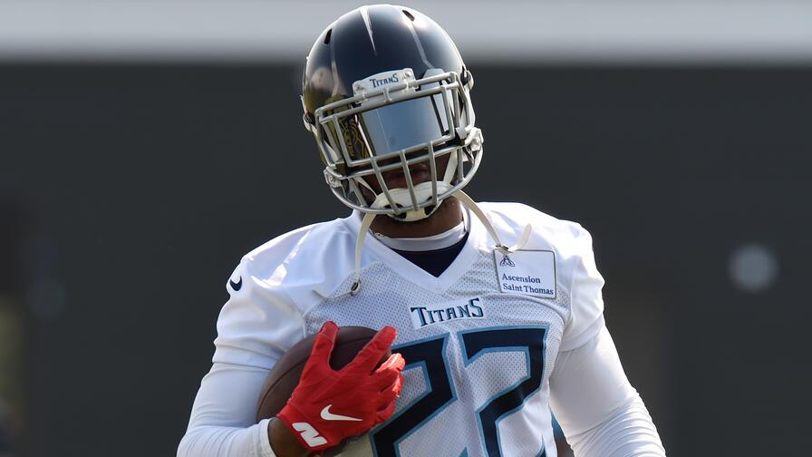 In july, on the second day of training camp,. Fantasy Football What Derrick Henry S Prior Workload Actually Means For His 2021 Season