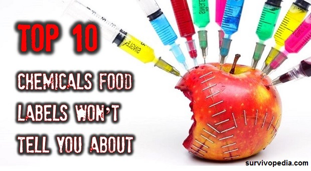 big 10 chemicals