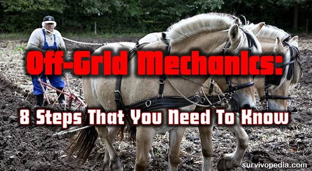 Survivopedia Off-grid Mechanics