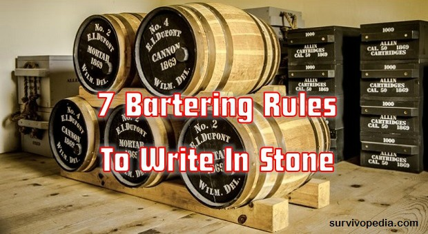 Bartering Rules