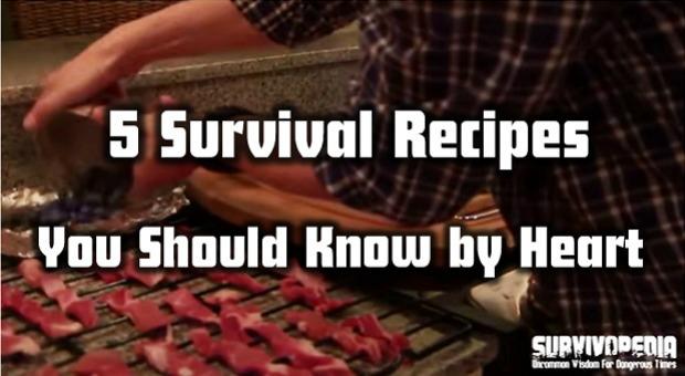 Survival Recipes