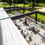 Frame A Year Round Restaurant Terrace In Belgium This Outdoor Brand Made It Possible