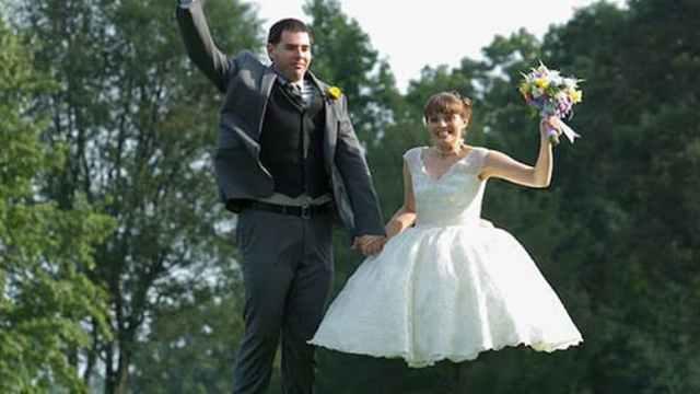 The Levitating Bride