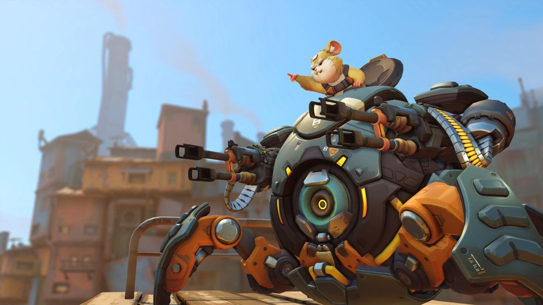 Image result for wrecking ball overwatch