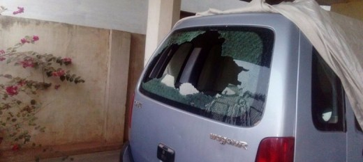 'Don't tarnish the image of the police': Home of Scroll.in contributor attacked in Chhattisgarh