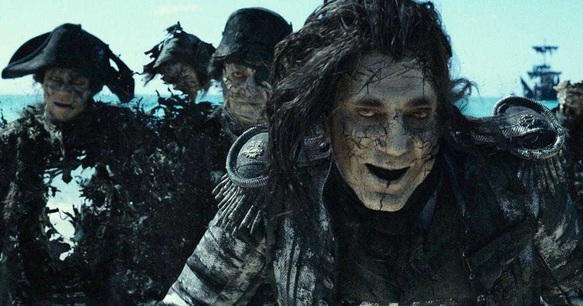 Image result for salazar's revenge