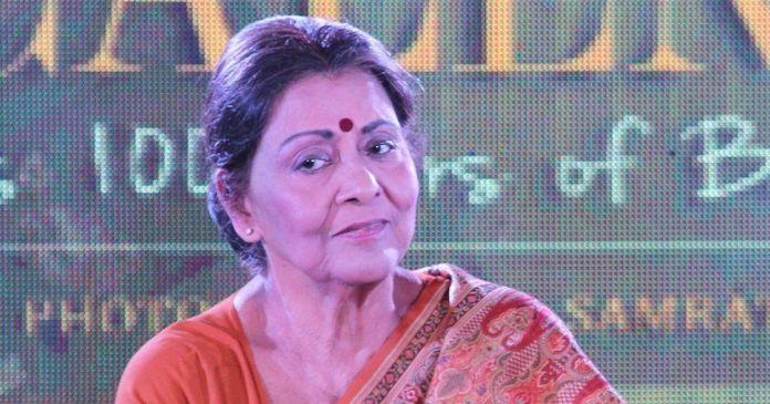 जानी-मानी बंगाली फिल्म अभिनेत्री सुप्रिया देवी का निधन