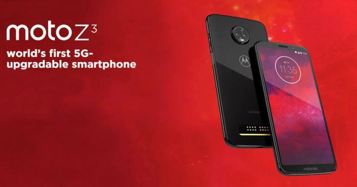 Image result for Moto Z3