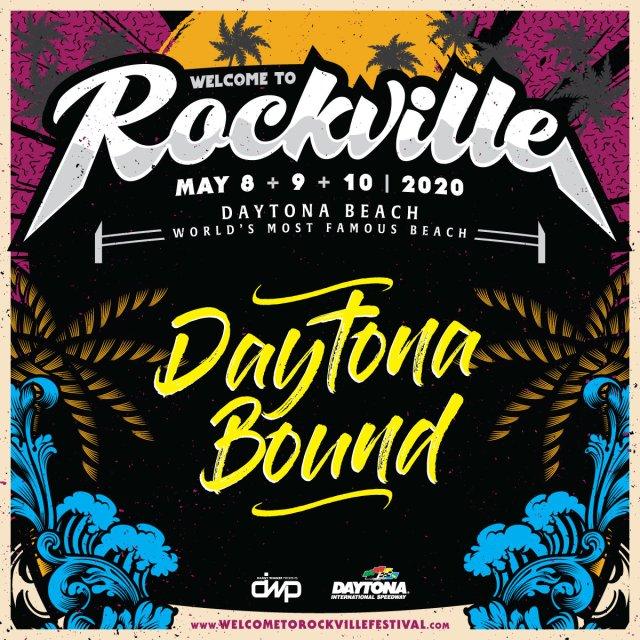 Welcome To Rockville Daytona