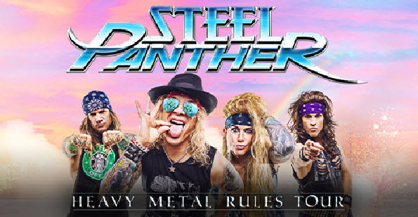 Heavy Metal Rules Tour