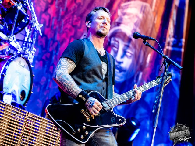 Volbeat Brings In The Groove At Knotfest Roadshow In St