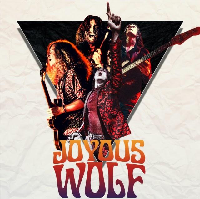 Joyous Wolf