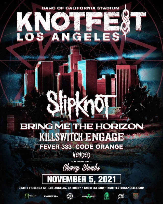 Knotfest LA