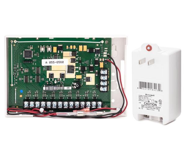 Honeywell 5800C2W  Hardwire to Wireless System 9Zone