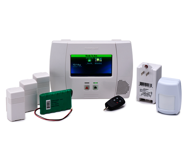 Basic System Alarm Home