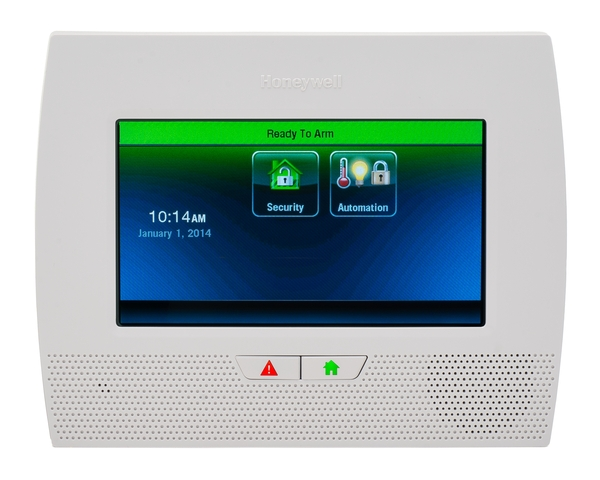 Honeywell L7000 Wireless Home Security System w 7inch