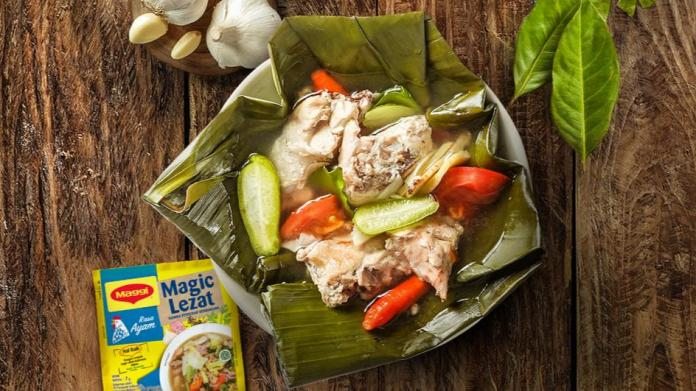 Garang Asem Ayam Maggi Indonesia