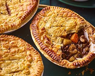 Vegetarian Christmas Menu | Recipes from Waitrose