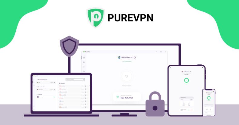 Download Pure Vpn | Crack+Serial key[100% Working]
