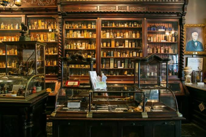 Unusual things to do in New Orleans; Pharmacy museum