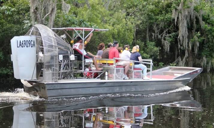 Things to do in New Orleans: swamp tour