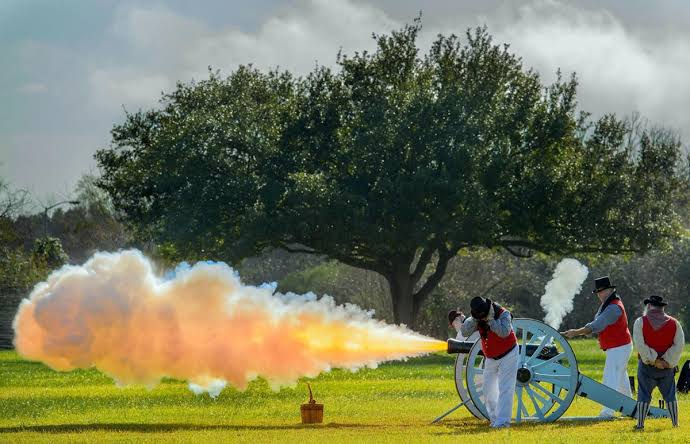 Things to do in New Orleans; Chamalette Battlefield