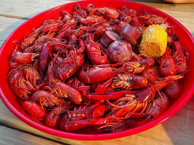 Things to do in New Orleans: Eat Crawfish