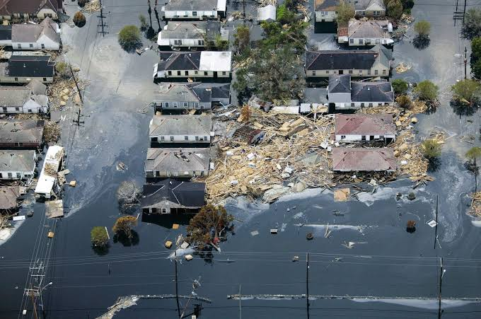Hurricane Katrina; NOLA