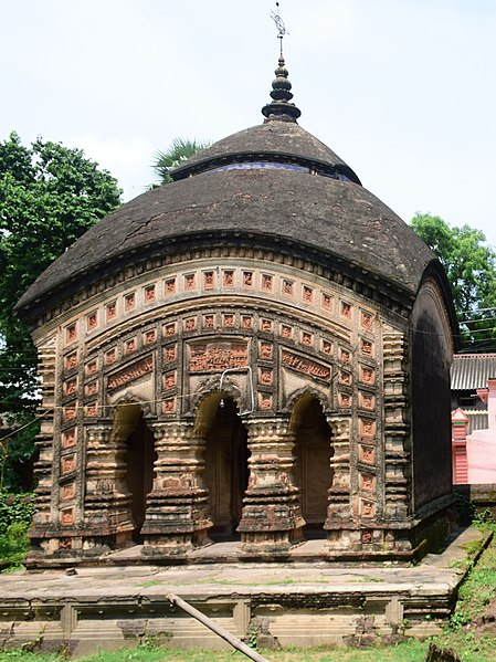 dome shape char chala roof