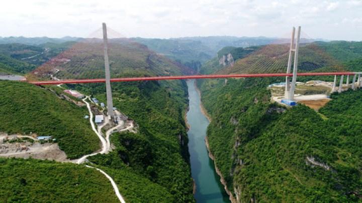 Liuguanghe Xiqian Expressway Bridge