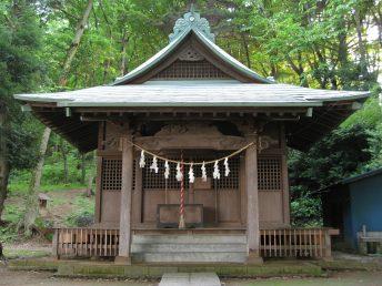 Oomatono Tsunoten Shinto Shrine in Inagi, Tokyo