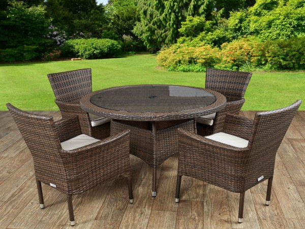 synthetic material patio furniture