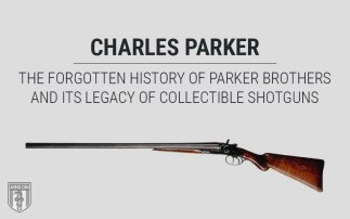 history of Charles Parker