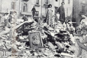 The Prelude to World War II: The Spanish Civil War and Today's America