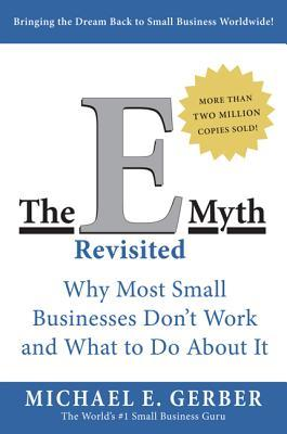 Photo Proventure | The Bookshelf | Business and Reference | The E-Myth Revisited - Michael Gerber