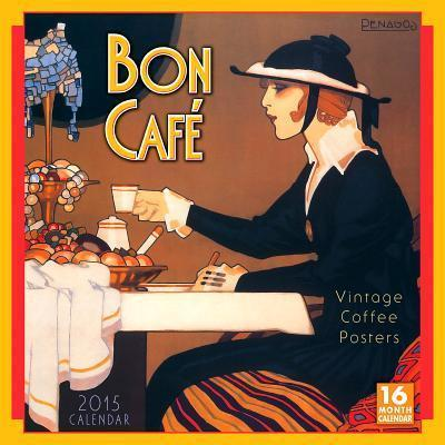 bon cafe vintage coffee posters 2015