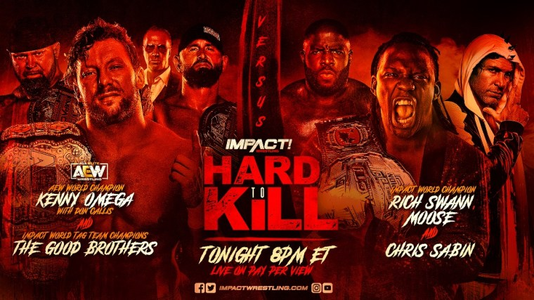 Worlds Collide TONIGHT – IMPACT Wrestling