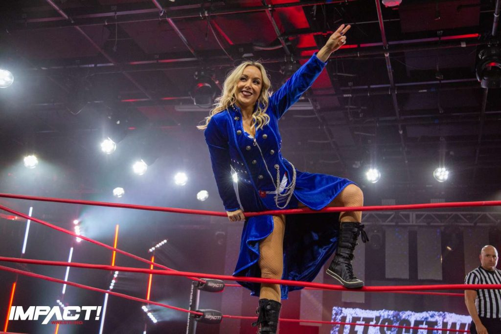 IMPACT! Photos: Fallout From Rebellion Begins