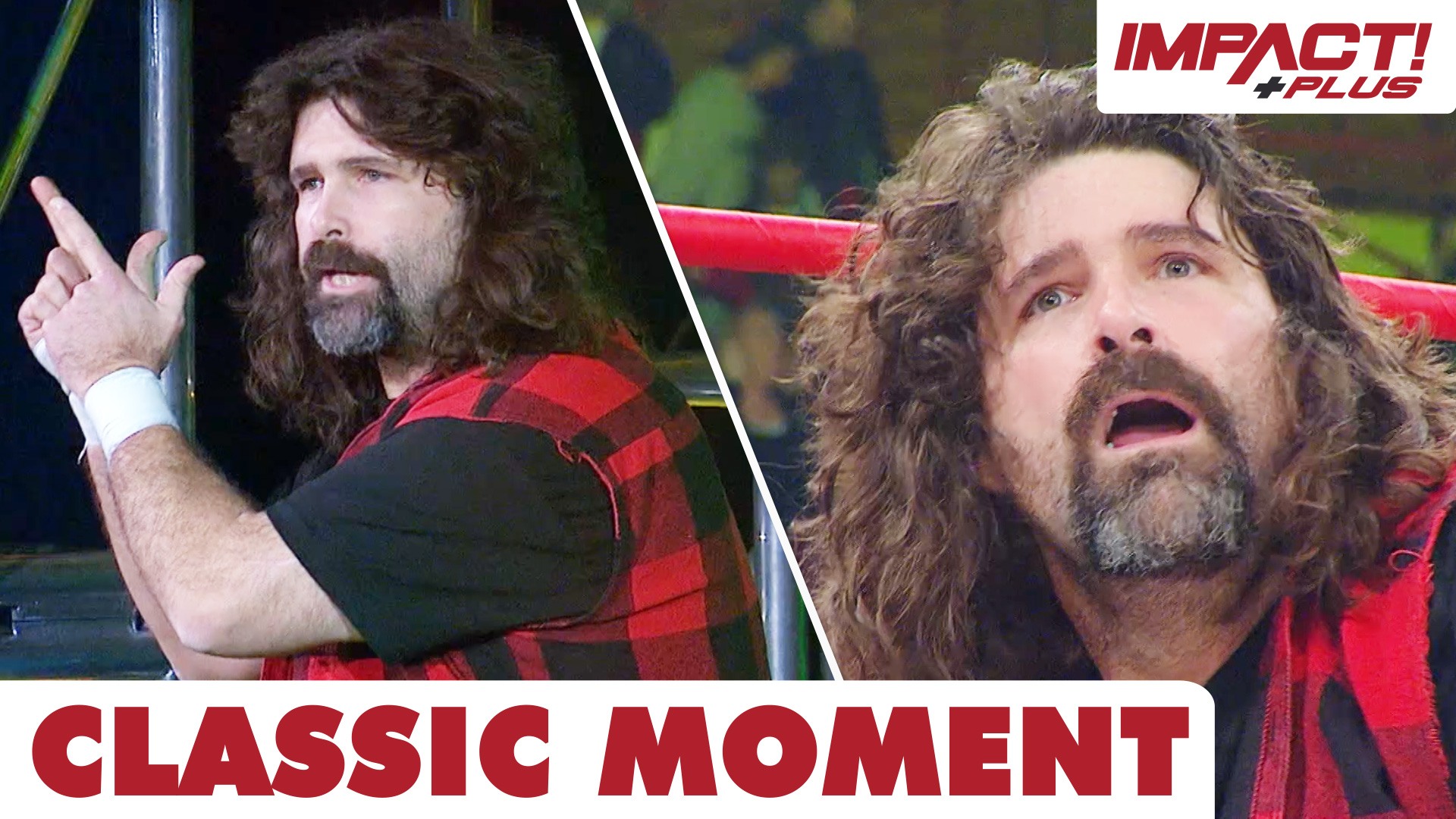 Mick Foley Makes TNA In-Ring Debut at Genesis – IMPACT Wrestling