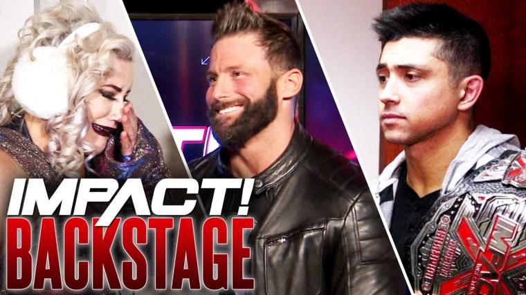 Taya Valkyrie Arrested, Manik Revealed, Matt Cardona Jumps In – IMPACT Wrestling
