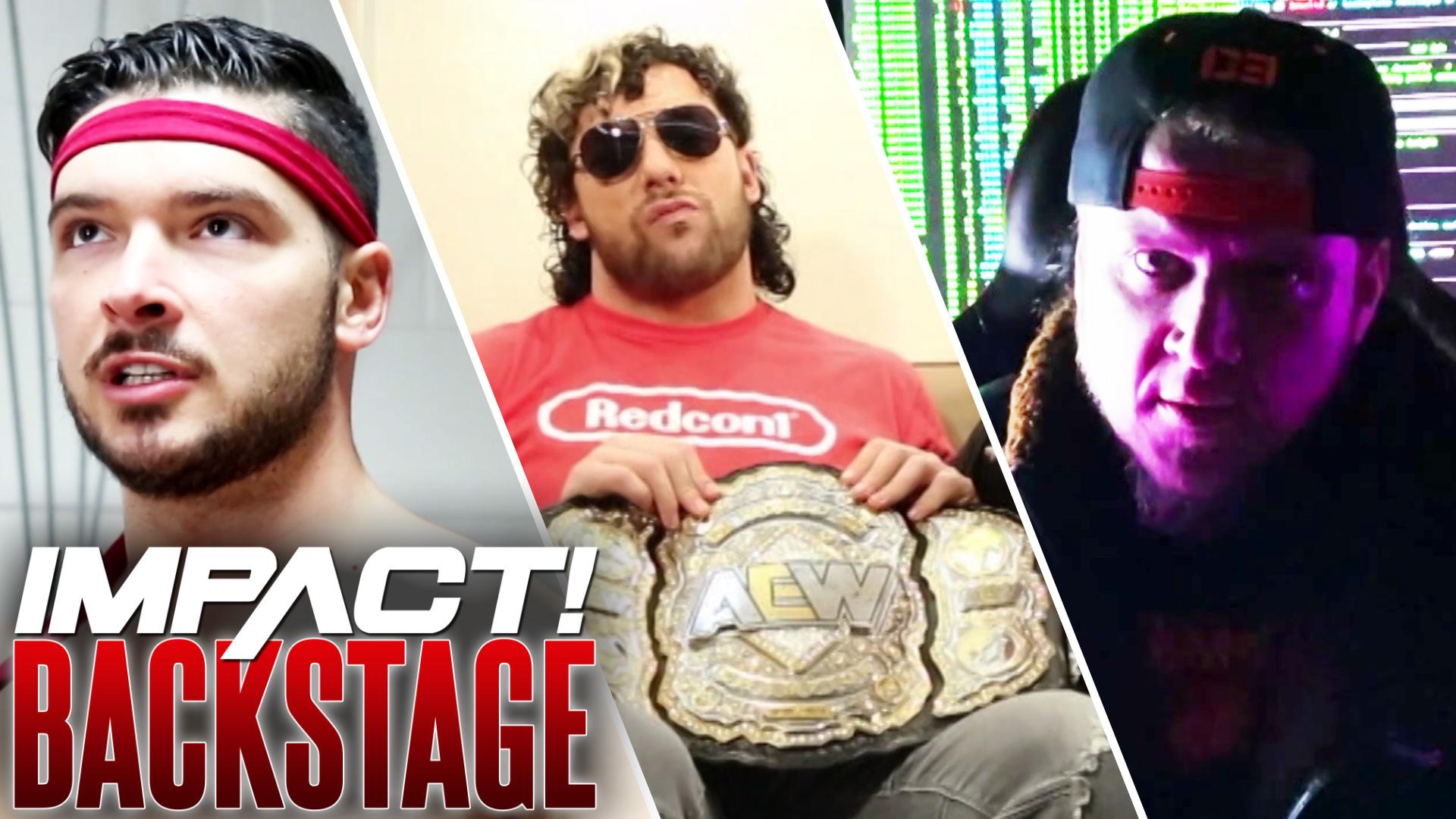 Kenny Omega Gloats, Sami Callihan's Threat, Ethan Page vs Karate Man – IMPACT Wrestling