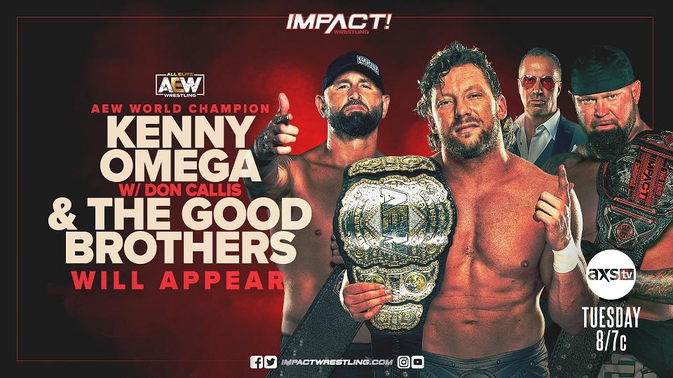 IMPACT! Kicks Off 2021 in a Big Way – IMPACT Wrestling