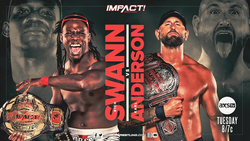 January 12, 2020 – IMPACT Wrestling