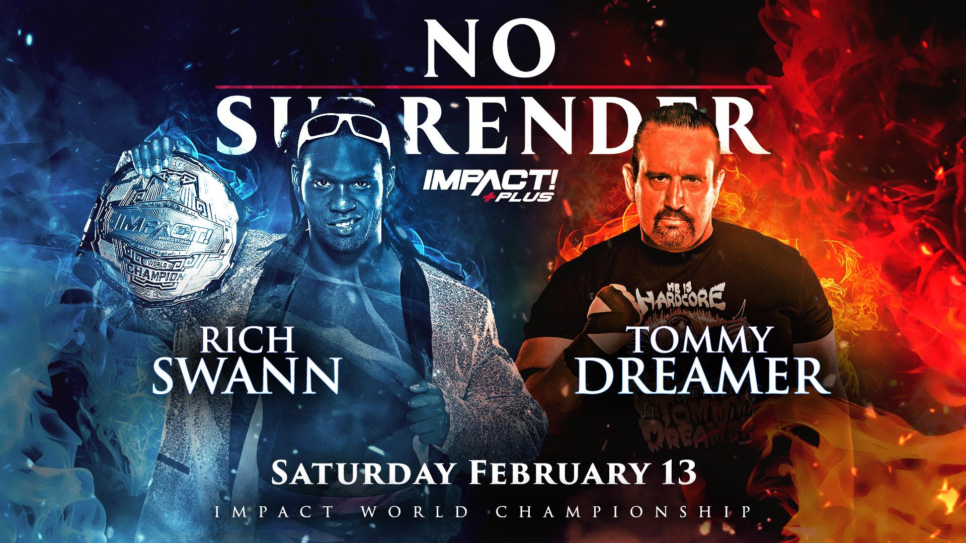 Tommy Dreamer Receives World Title Shot at No Surrender – IMPACT Wrestling
