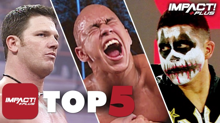 5 Greatest X-Division Triple Threats of All Time – IMPACT Wrestling