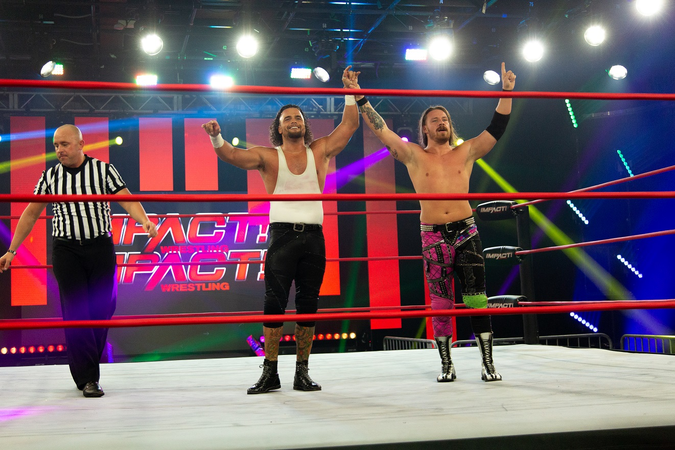 February 16, 2021 – IMPACT Wrestling