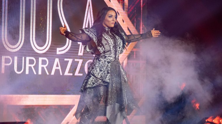 Deonna Purrazzo Tells Origin Story on Yahoo! Sports – IMPACT Wrestling