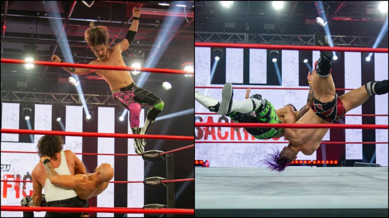 Relive a Historic Sacrifice in This Stunning Photo Gallery – IMPACT Wrestling