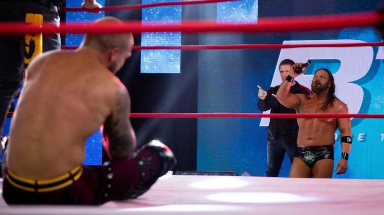 James Storm Retaliates Against Violent By Design on BTI – IMPACT Wrestling
